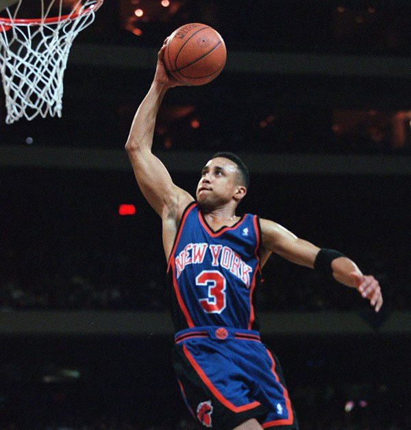 Happy Birthday to John Starks who turns 52 today!