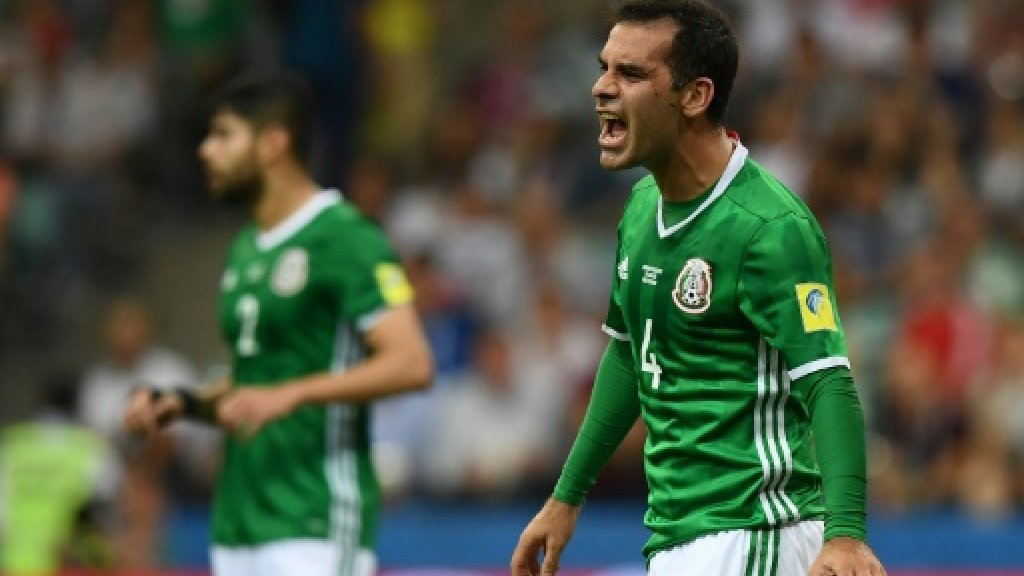 US sanctions Mexico football captain Marquez for alleged cartel ties