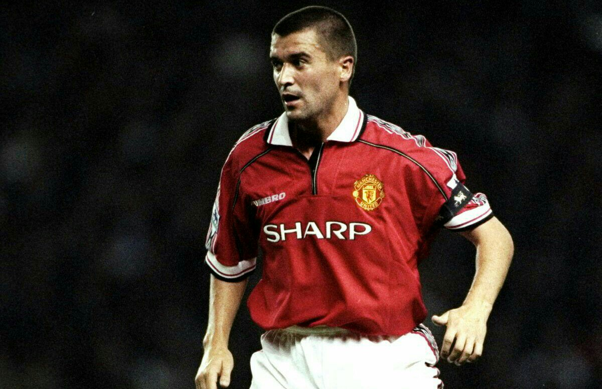 Happy Birthday to club legend Roy Keane! The former captain turns 46 today. Tough as nails