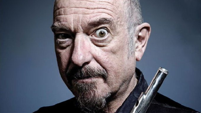 Happy birthday to Ian Anderson! (JethroTull)