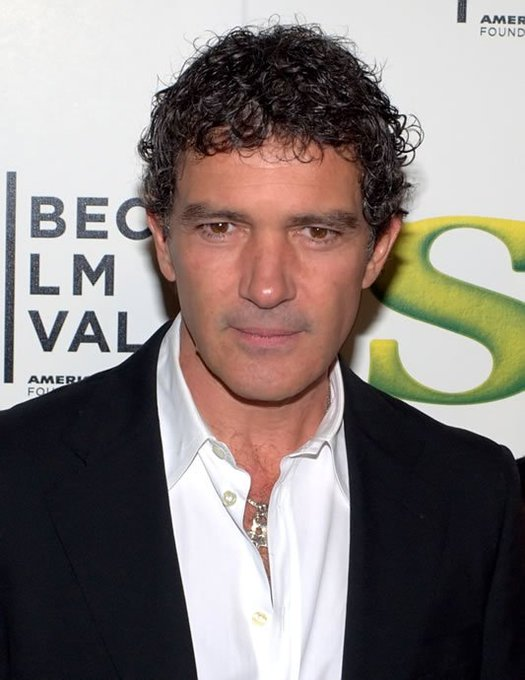 Happy Birthday Antonio Banderas