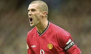 Happy Birthday United Legend Roy Keane