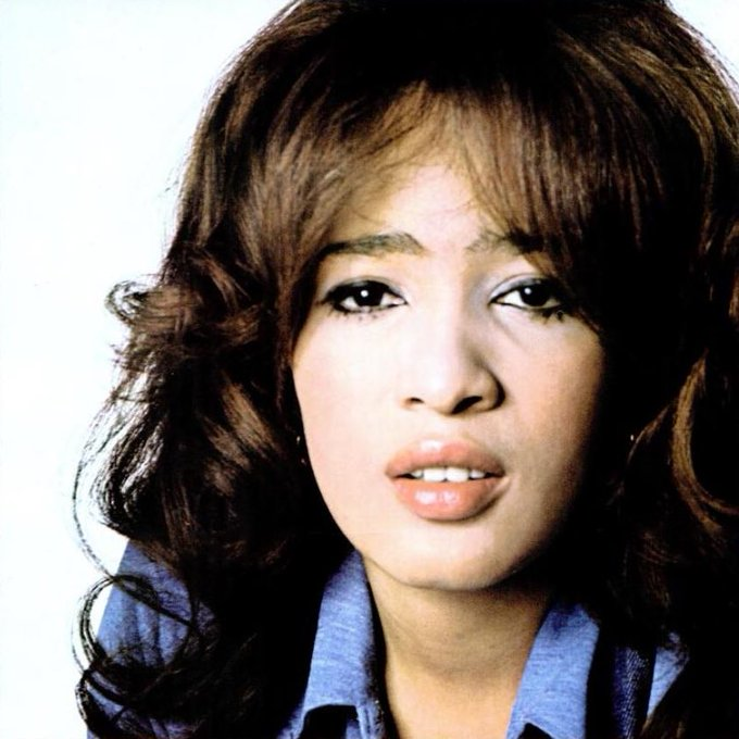 Happy Birthday to Ronnie Spector, born this day in 1943