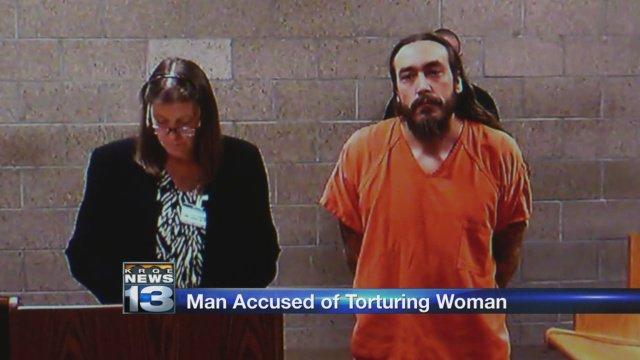Police arrest Albuquerque man accused of torturing woman