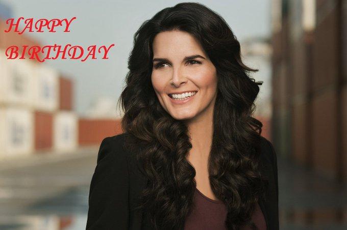 Happy Birthday, Angie