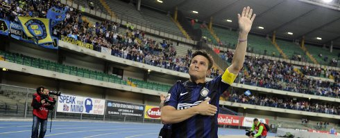 A happy birthday to and legend Javier Zanetti, who turns 44 today.