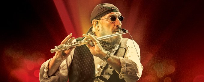 Happy 70th birthday Ian Anderson. Excited to see you here in November.