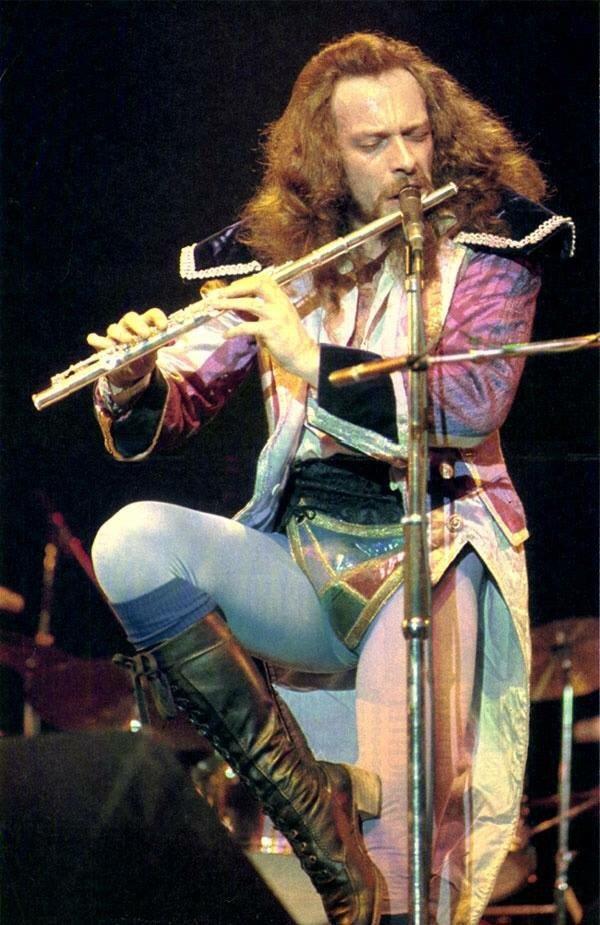 Happy Birthday Ian Anderson.