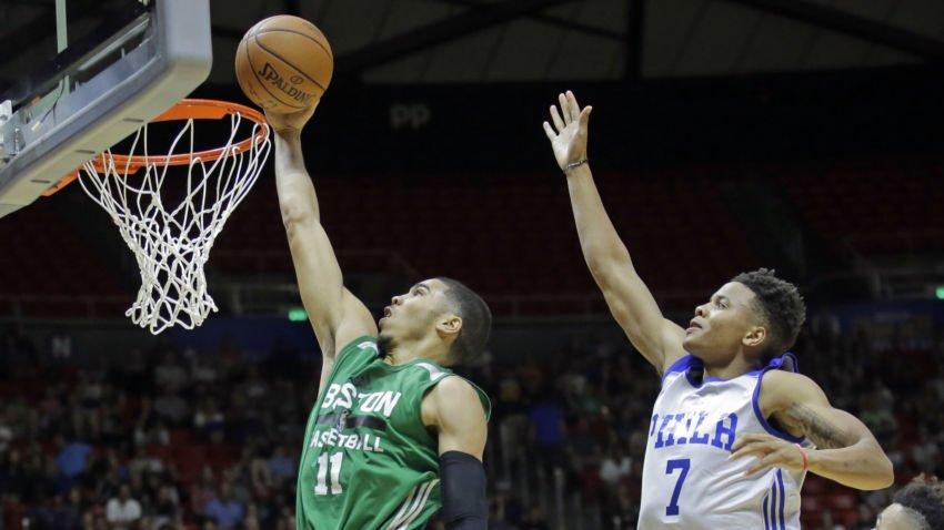 Celtics to play 76ers in regular-season game in London