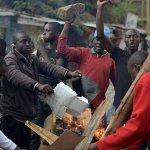 'Fresh' clashes in Nairobi slum, '1 injured'... as Kenya vote observers urge calm