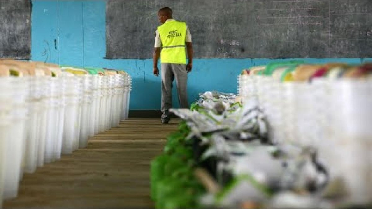 ?? Kenya: No signs of fraud in presidential vote, EU observers say