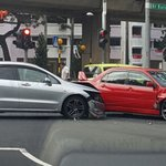Female driver, 36, sent to hospital after accident at Bukit Batok junction