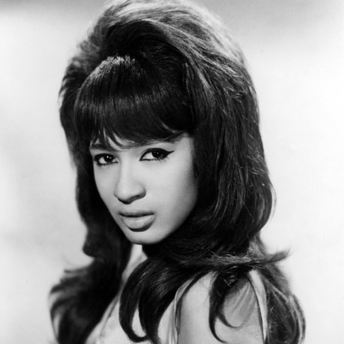 Be my baby. Ronnie Spector turns 74 years old today. Happy birthday!