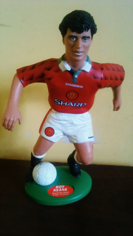 Happy 46th birthday to the one time British record transfer holder (in 1993) Roy Keane