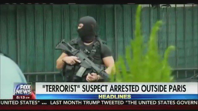 New details emerge on Paris suspect accused of plowing down 6 soldiers with his car https://t.co/pgUN87SJys