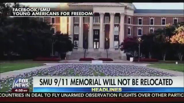 After backlash, Southern Methodist University lets 9/11 memorial return to traditional spot https://t.co/MVcmz5q8WA