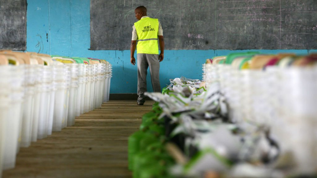 No signs of fraud in Kenyan presidential vote, EU observers say