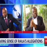 Prof. Baryamureeba Making Sense of Raila Odinga's Allegations About Kenyan Elections