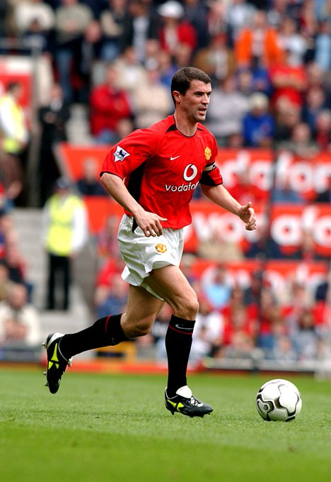 Happy birthday to Manchester United legend, Roy Keane!