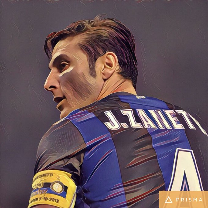 Happy birthday to Inter Milan legend Javier Zanetti | 44.