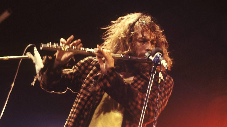 Happy Birthday to Ian Anderson (Jethro Tull) born this day in 1947