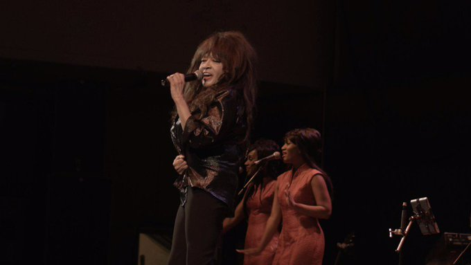 Happy birthday to Ronnie Spector