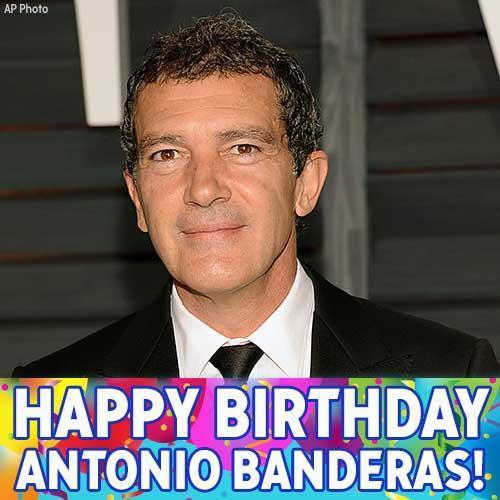 There is no better Zorro, than   Happy birthday Antonio Banderas! :)