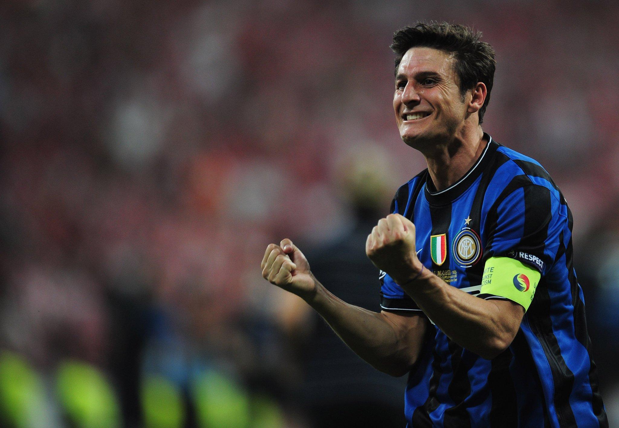 Happy 44th birthday, Javier Zanetti!  957 16  143