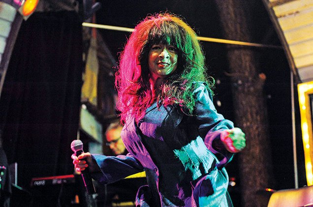 A Big BOSS Happy Birthday today to Ronnie Spector from all of us at Boss Boss Radio!
