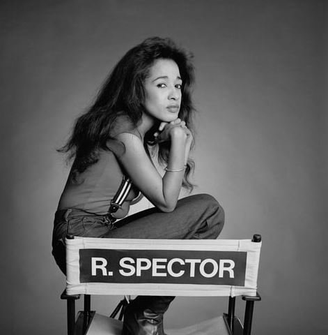 "Happy birthday to Ronnie Spector - the original ""bad girl of rock and roll.\"" Born this day in 1943."