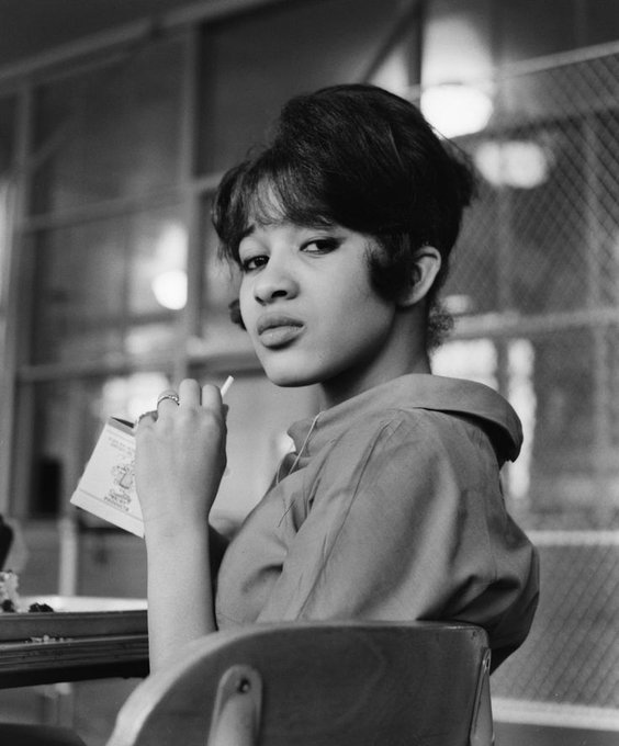 Happy birthday to Ronnie Spector. Photo by Winston J. Vargas, 1961.