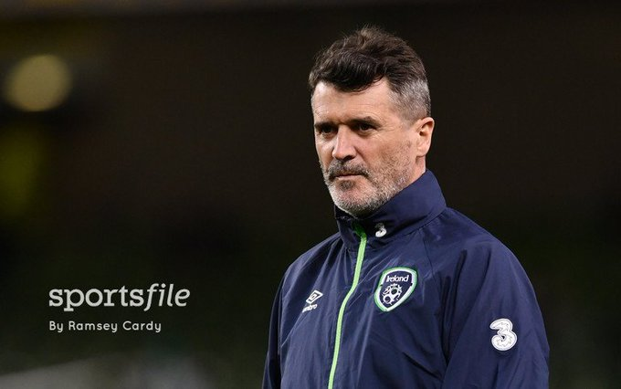 Happy birthday to the man, the myth, the legend, Roy Keane.