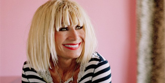 Happy Birthday to a legend, Betsey Johnson