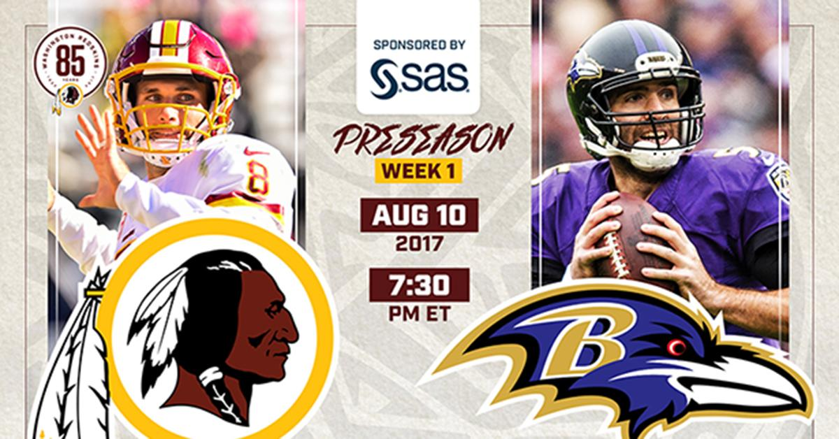 Are you ready for some football? #HTTR #SAS  @SASsoftware #WASvsBAL Infographic: https://t.co/MM5oVju3R7 https://t.co/4hOJa8zwQc