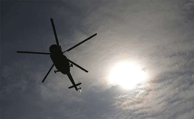 Helicopter Carrying Wedding Party Lands In Prison In Bangladesh