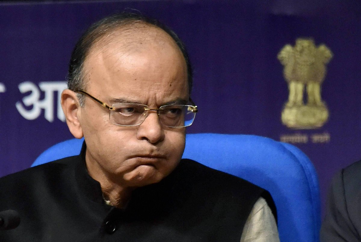 Panama papers being probed but India won't follow Pak example: Arun Jaitley in Rajya Sabha