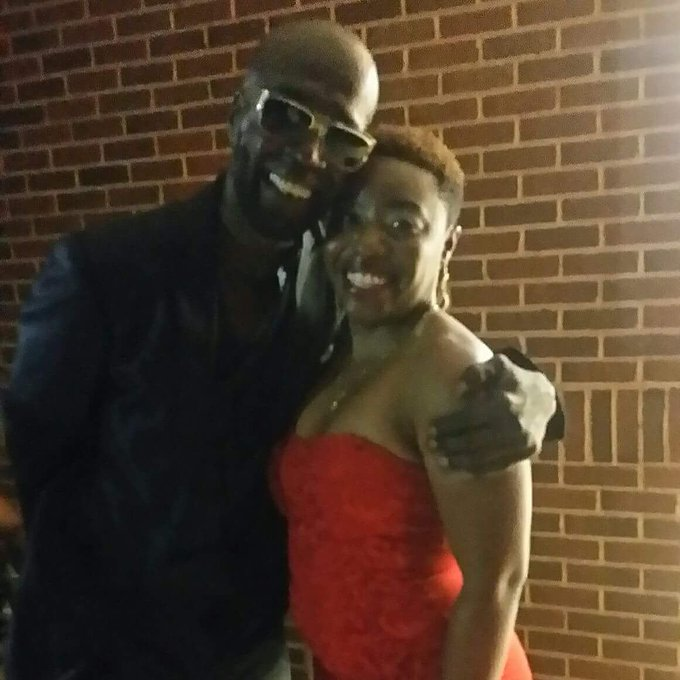 Happy Birthday to my other favorite Leo! Aaron Hall!