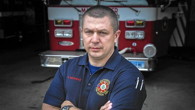 Firefighter From Poland Overcame Many Obstacles To Serve