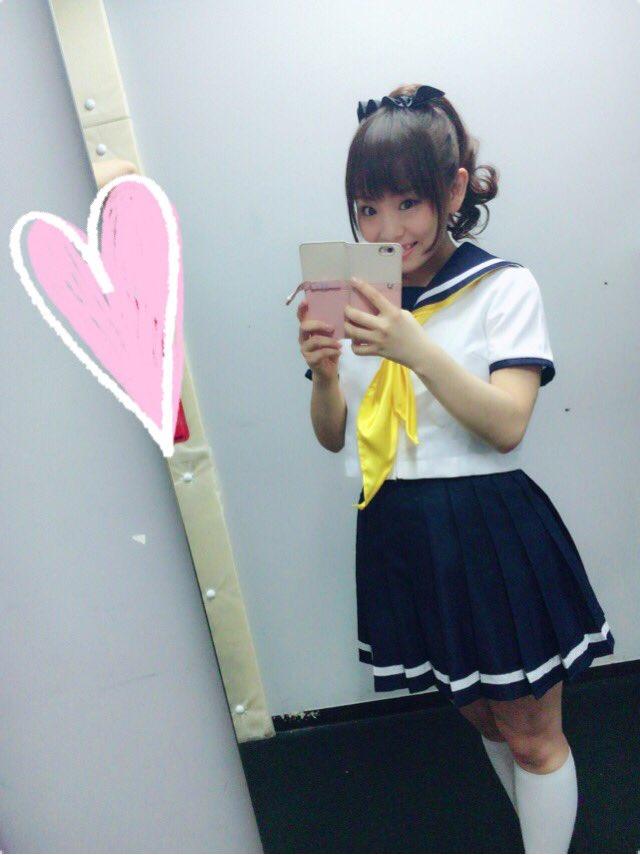 制服衣装なんていつぶりだろう、って遡ってたら、そういえば去年セーラー着てたわwww偶然にもこちらも櫻田ファミリーのお話。