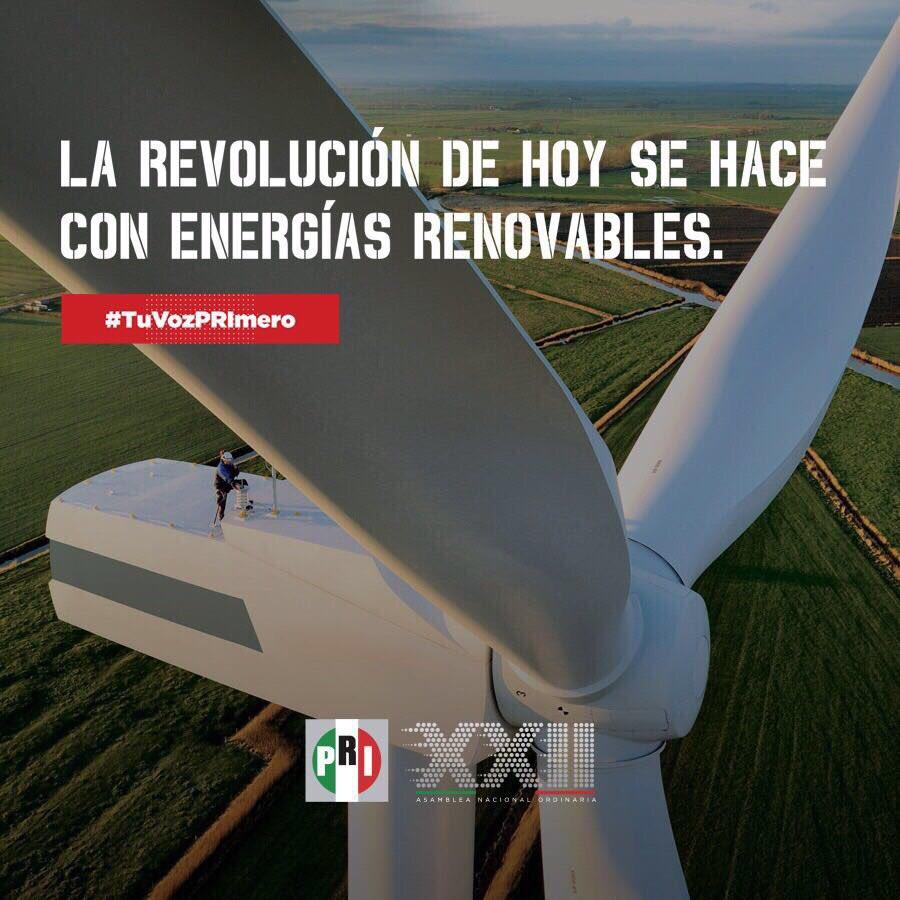 ����Nuestro desafío, es estar a la altura de los nuevos tiempos: @lorenabeauregar #XXIIASAMBLEAPRI #TuVozPRImero https://t.co/YLcp7lZTRh