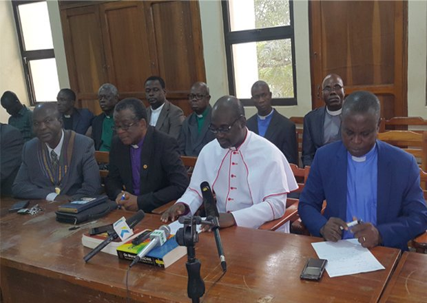 Methodist Church Praise Nana Over Galamsey Fight