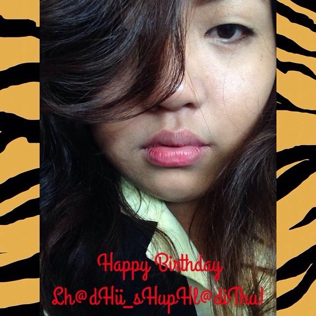 HAPPY BIRTHDAY SA BEYONCÉ NG BUHAY KO, LOVE U!!!   Ayan teh, throwback.