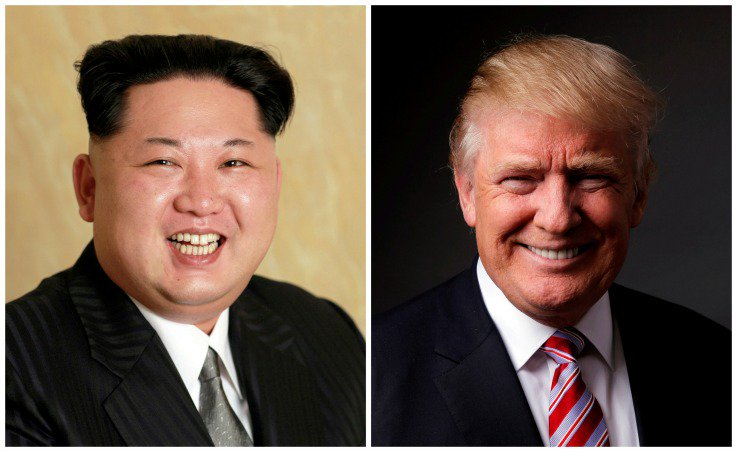 Why Donald Trump and Kim Jong Un became one disturbing mash-up in the world's press