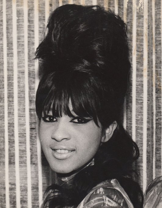 BornToday: Ronnie Spector.10 August 1943 Happy Birthday Ronnie!