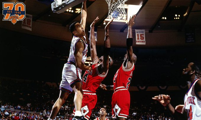 Happy Birthday John Starks