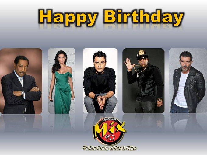 Happy Birthday 49 45 46 & 71 enjoy your special day!!