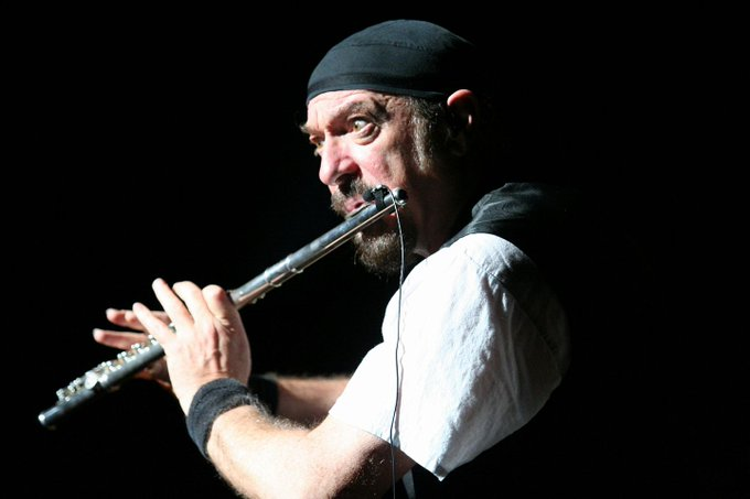 Happy Birthday Ian Anderson (Jethro Tull) - August 10, 1947 - BUDAPEST . . .
