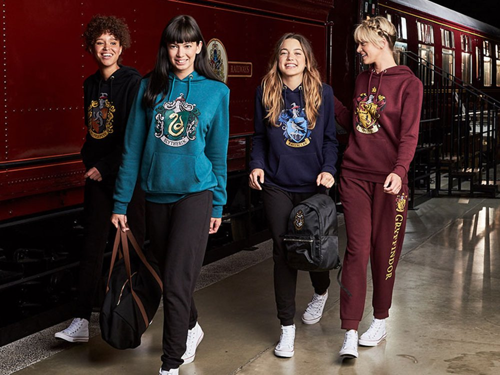 Hey, Harry Potter fans you need to see this new collection that starts from just