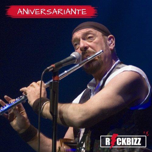Happy Birthday, Ian Anderson!