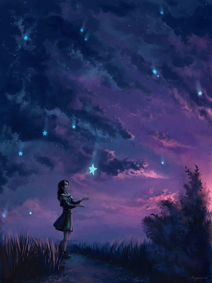 Tu guardi le stelle, stella mia. Potessi io diventare il cielo per guardarti con occhi infiniti.  #Platone   #stellecadenti #10agosto https://t.co/vcWR3IhnfO